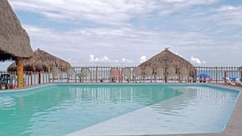 Hình ảnh Las Cabanas Del Capitan tại Rincon de Guayabitos