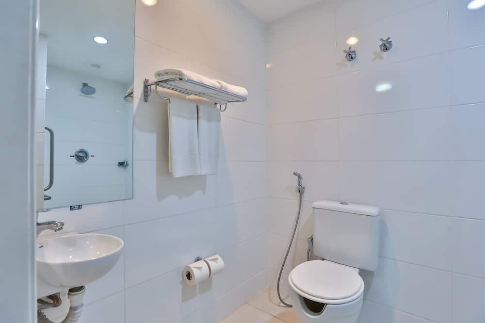 Quarto Casal Superior  - Bathroom