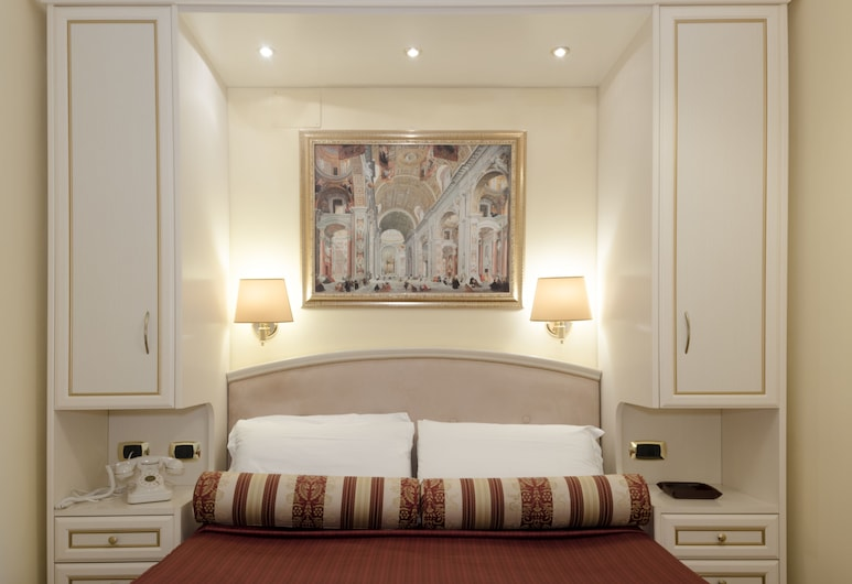 Relais Frattina, Rome, Standard Double Room, 1 Double Bed, City View, Guest Room