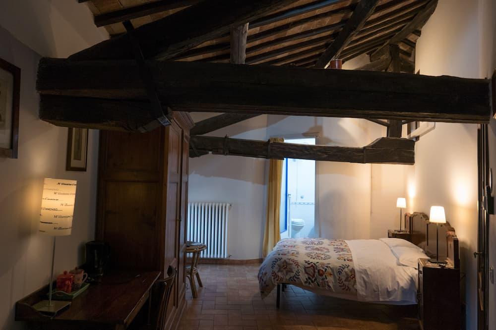 Comfort-Doppel- oder -Zweibettzimmer, eigenes Bad - Zimmer