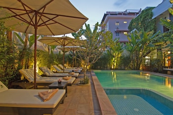 Picture of Apsara Centrepole Hotel in Siem Reap