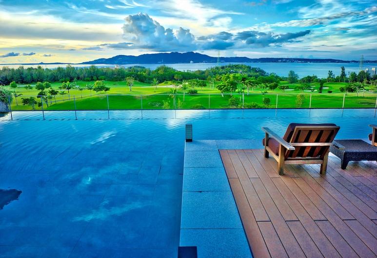 沖繩麗思卡爾頓酒店, 名護, 飯店景觀