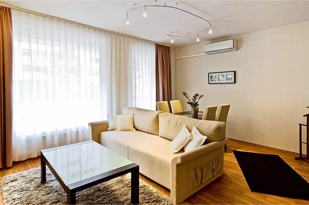 Deluxe-huoneisto, 1 makuuhuone - Olohuone