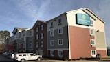 Raleigh hotels,Raleigh accommodatie, online Raleigh hotel-reserveringen
