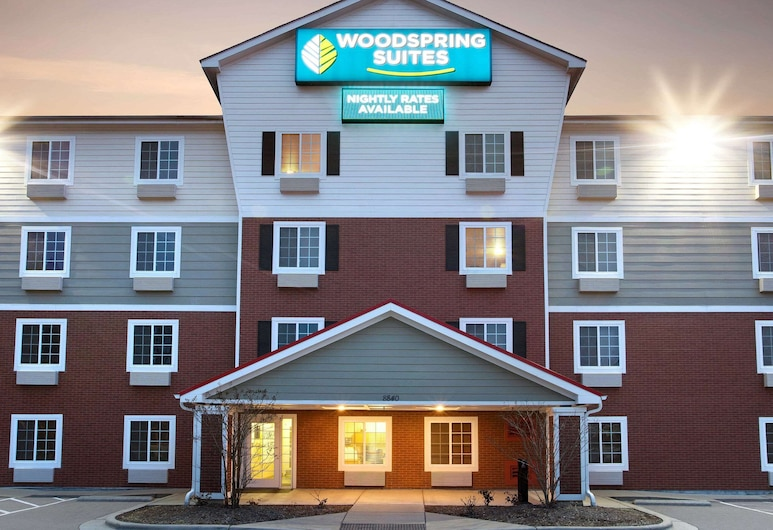 WoodSpring Suites Raleigh Northeast Wake Forest, Raleigh