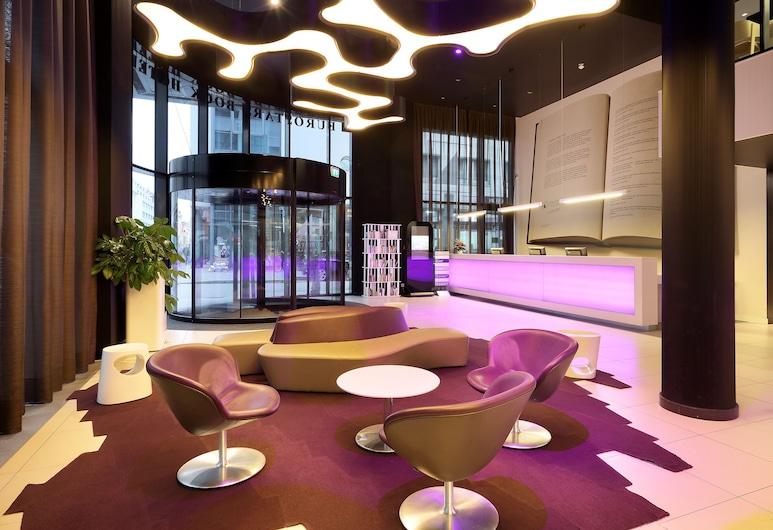 Eurostars Book Hotel, Munich, Lobi