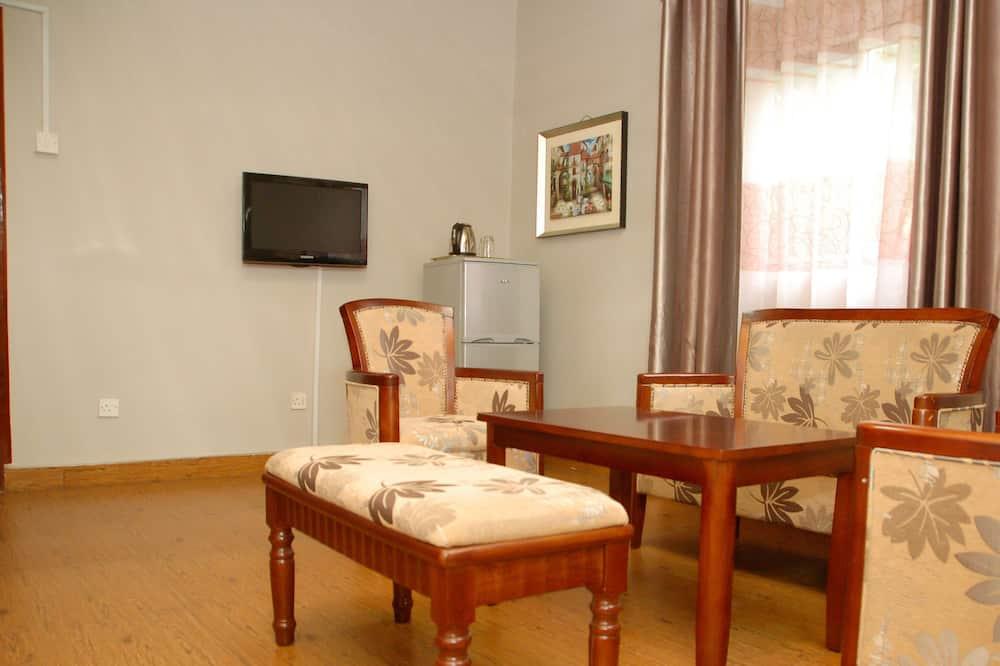 Habitación presidencial - Sala de estar