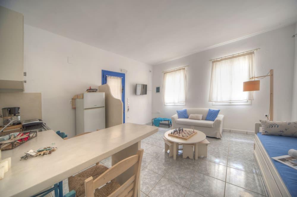 Apartamento Deluxe (Family) - Zona de estar
