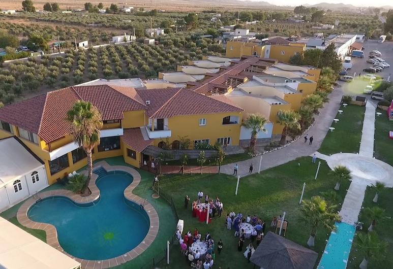 Hotel Hospederia del Desierto, Tabernas, Have