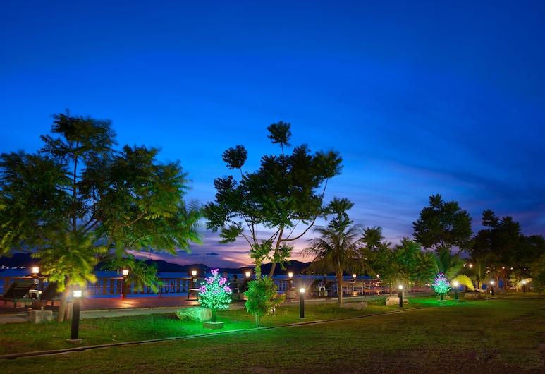 De Baron Resort, Langkawi, אזור חיצוני
