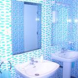Chambre Simple (with Shower) - Lavabo de la salle de bain
