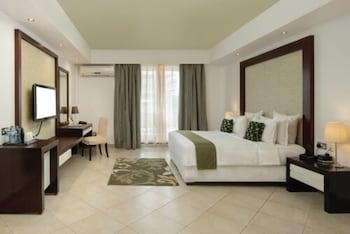 Foto van Peninsula Hotel Dar es Salaam in Dar es Salaam