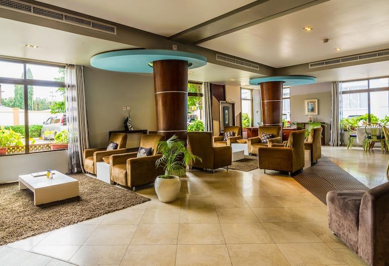 普拉斯半島貝斯特韋斯特飯店, 三蘭港, 入口