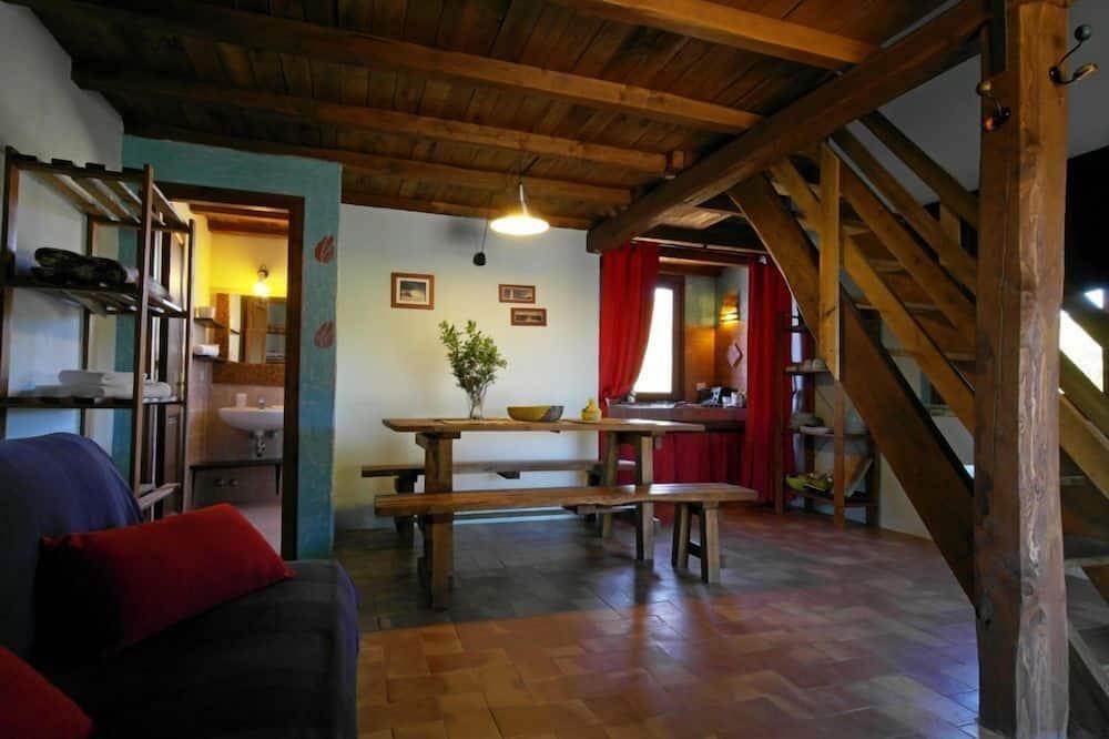 Family Studio, 1 Bedroom, View (4 persone) - Living Area