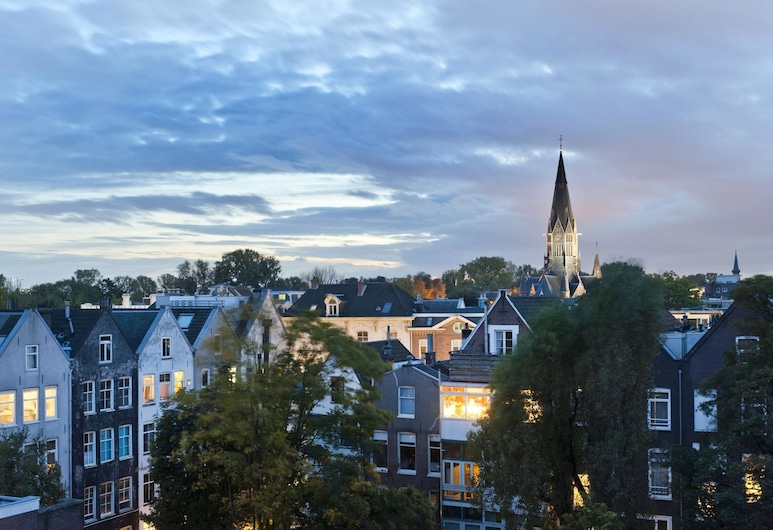 Hotel Espresso City Centre, Amsterdam, Standard Double or Twin Room, Guest Room View