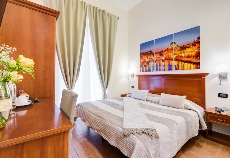 Residenza Roma, Rome, Economy Double Room, Guest Room