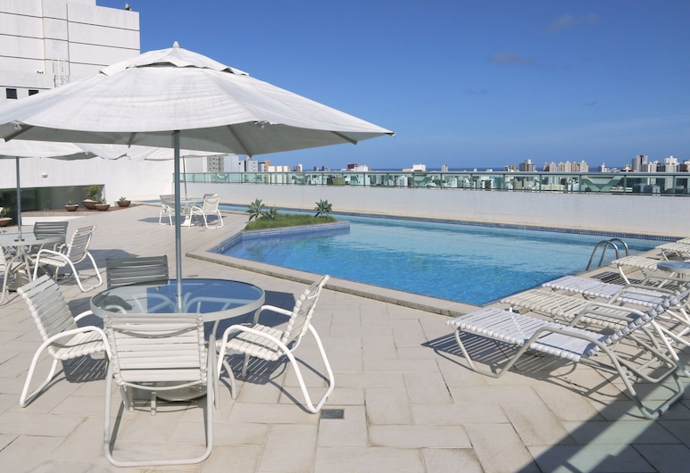 Iguatemi Business Flat, Salvador, Pool