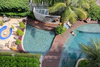 雷吉安布里斯衝浪者峇里特里塔瑪款待飯店的相片