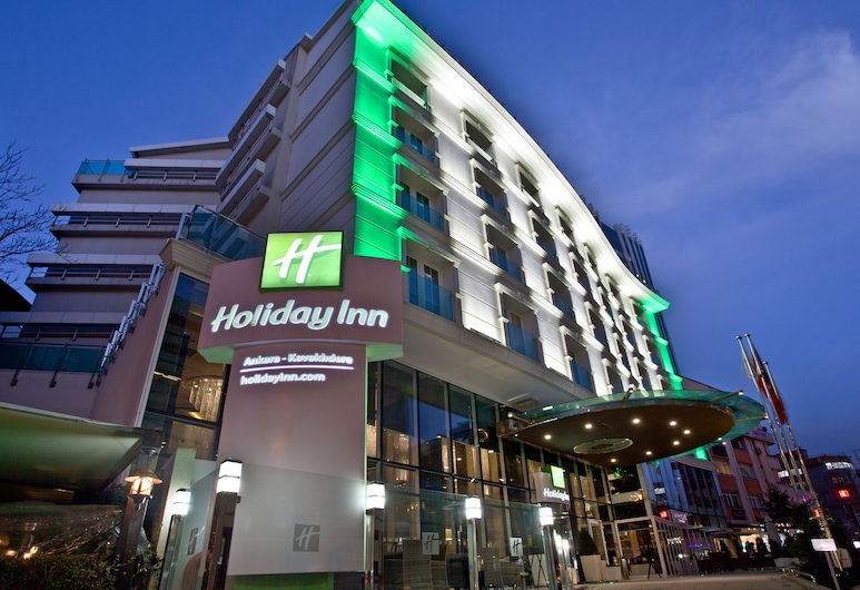 Holiday Inn Ankara - Kavaklidere, an IHG Hotel, Ankara