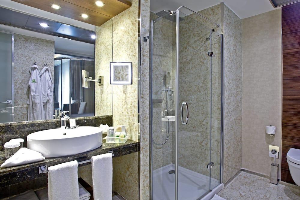 套房, 1 張特大雙人床, 非吸煙房 - 浴室