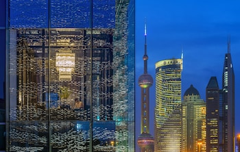 Picture of Four Seasons Hotel Shanghai at Pudong in Shanghai