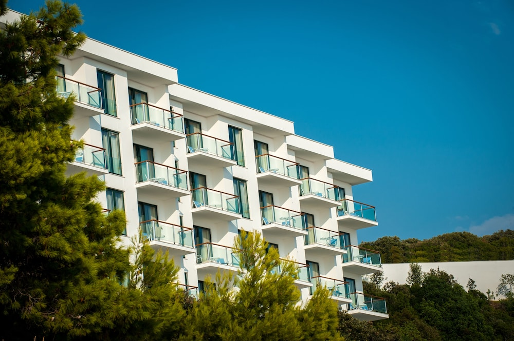 Royal Princess Hotel, Dubrovnik, Hotellets front