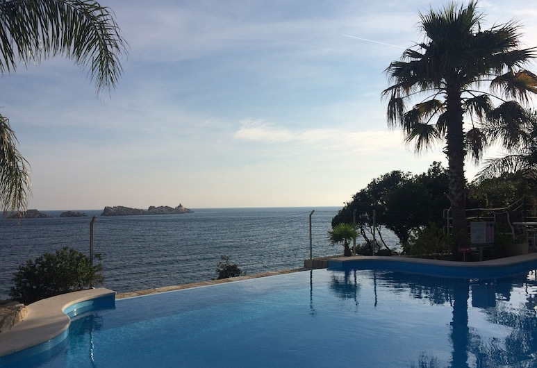 Royal Princess Hotel, Dubrovnik, Piscine en plein air