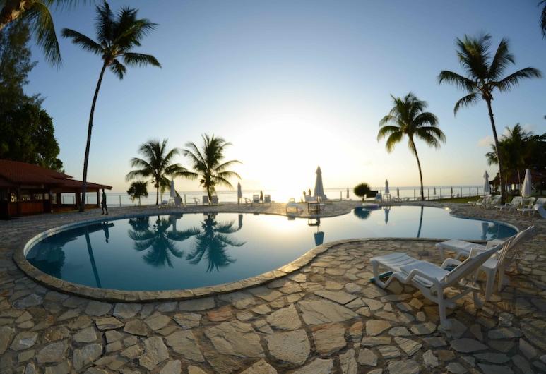 Catavento Praia Hotel, Morro de Sao Paulo, Vonkajší bazén