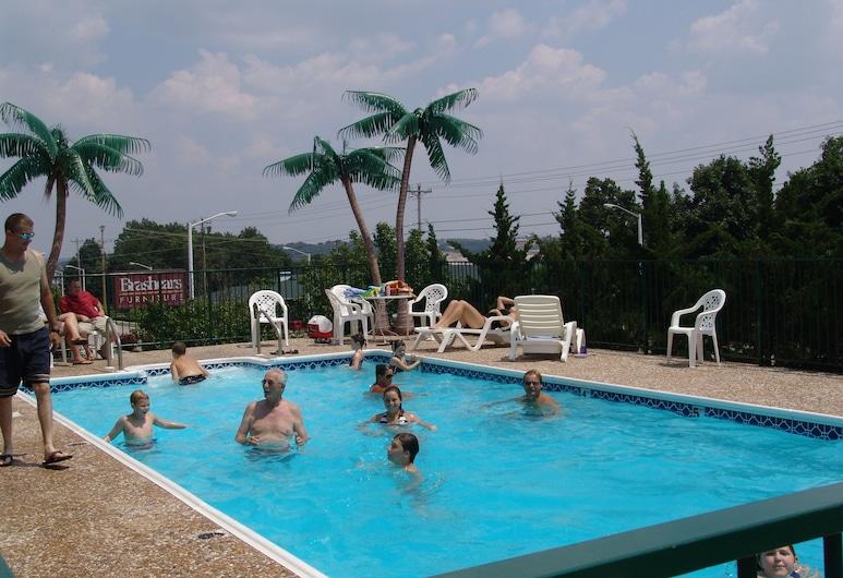 Lynina Inn, Branson, Açık Yüzme Havuzu