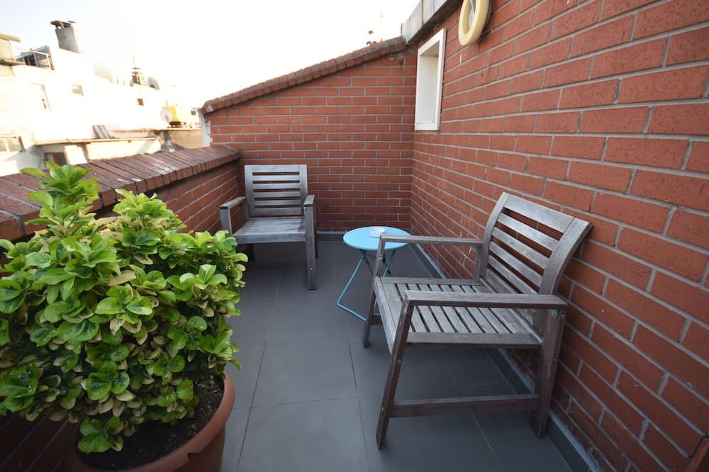 Bosphorus View Junior Suite - バルコニー