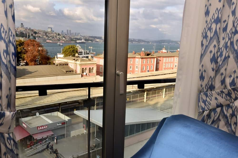 Bosphorus View Room - 客室からの眺望