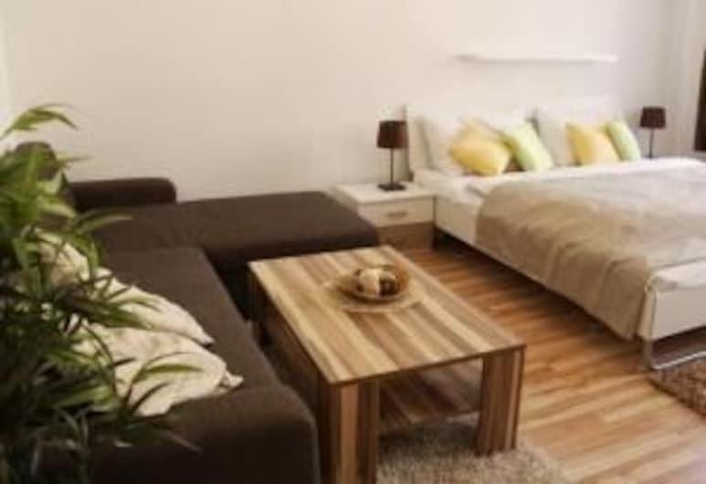 CheckVienna – Apartment Menzelgasse, Vienne, Chambre