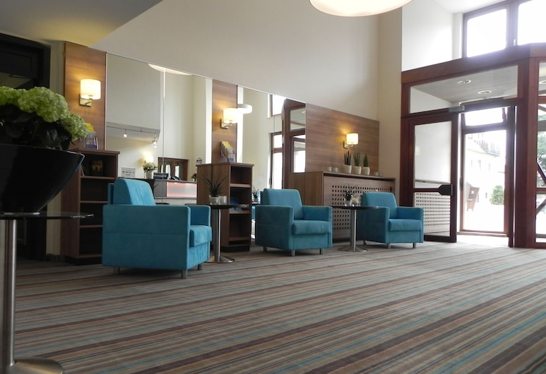 Filderland - Hotel Garni, Leinfelden-Echterdingen, Lobby Sitting Area