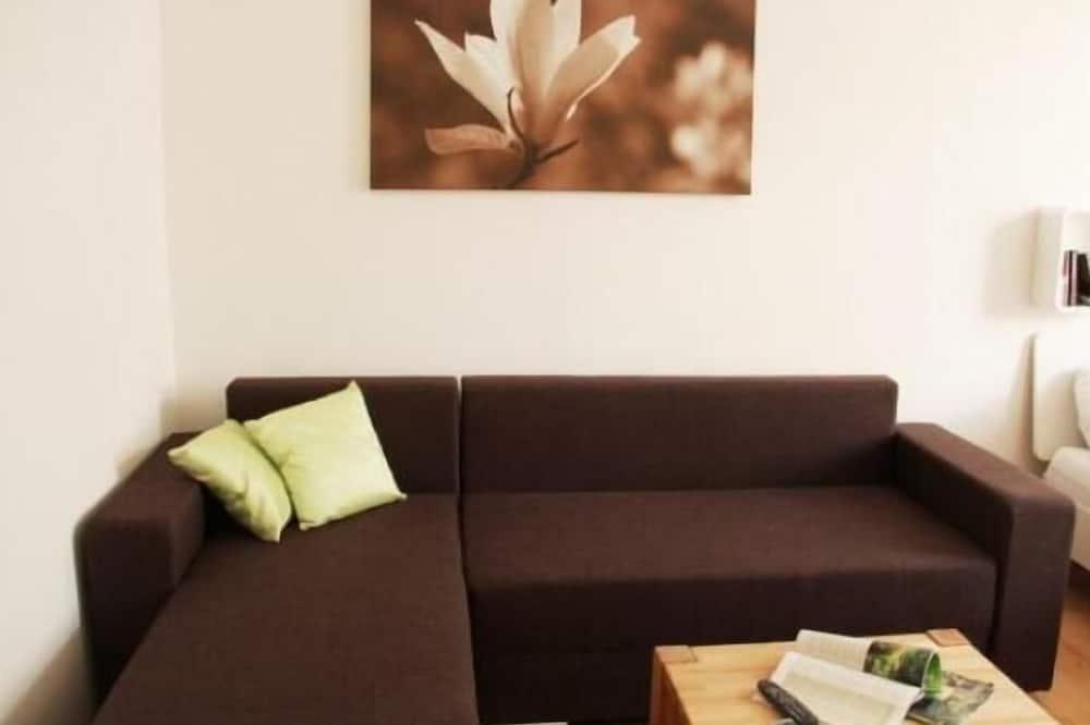 Standard Studio, Kitchen - Living Area