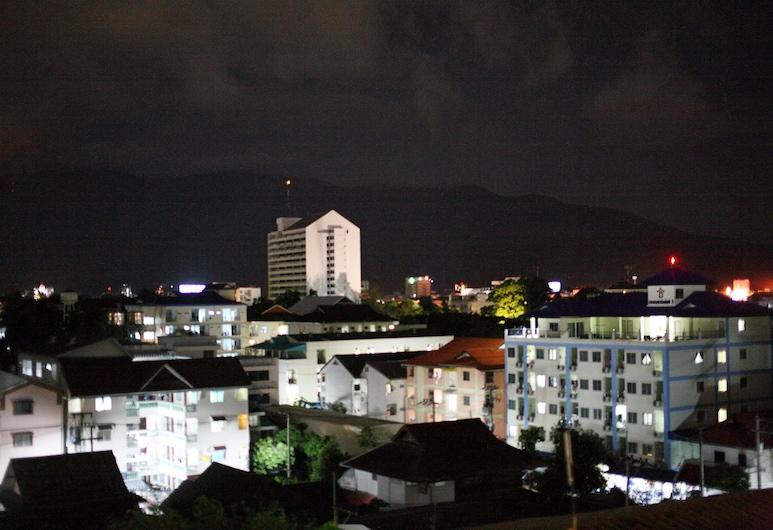 Pattara Place, Chiang Mai, Hotel Front – Evening/Night