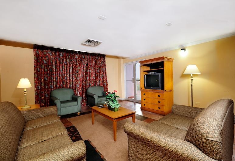 Heritage Hotel, St. John's, Stofa