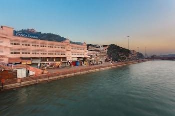 Picture of Ganga Lahari in Haridwar
