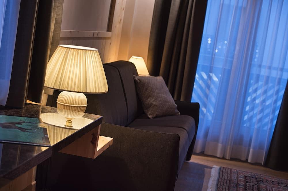 Suite ejecutiva, balcón - Habitación