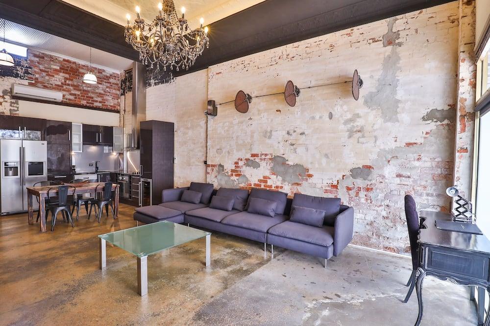 Appartamento Standard, 2 camere da letto - Area soggiorno