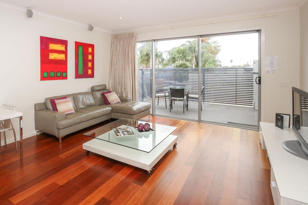 豪華客房, 1 間臥室 (Langtree) - 客廳
