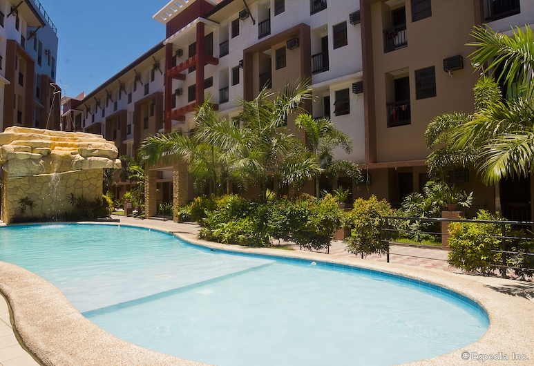 La Carmela de Boracay Resort Hotel, Boracay Island, Välibassein
