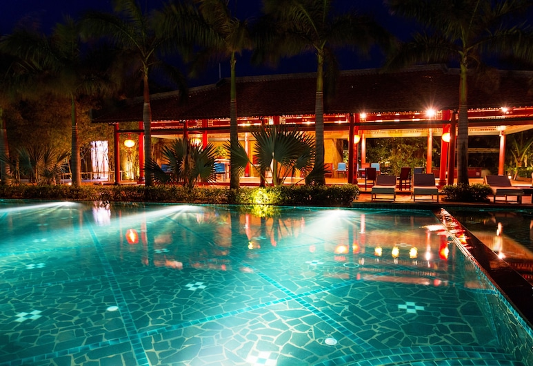 Full Moon Village, Phan Thiet, Outdoor Pool