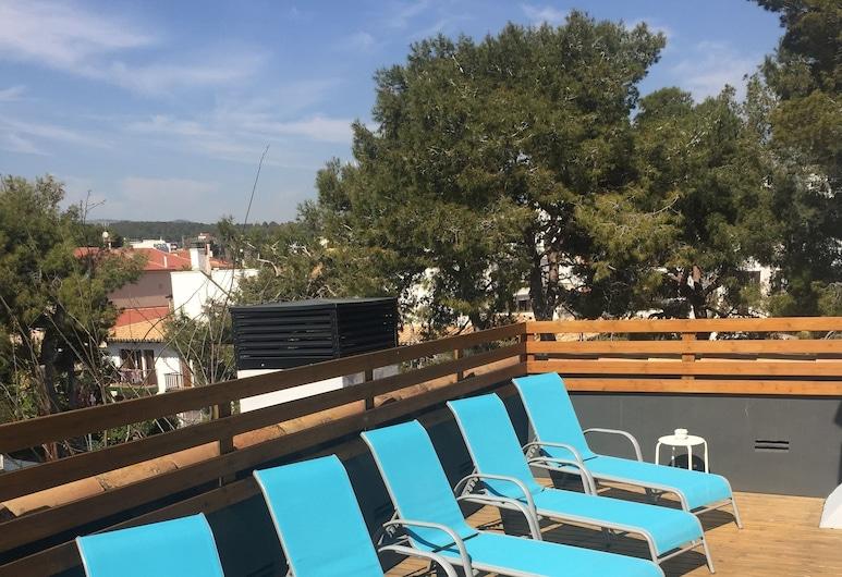 Hotel Sitges, Sitges, Sundeck
