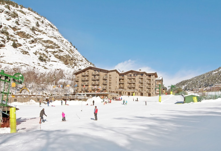 Hotel Canaro & Ski, Soldeu, Exterior