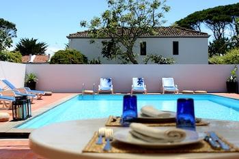 Foto van Hotel Solar do Conde in Ponta Delgada