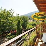 Double Room, Balcony, Garden View - Balcony