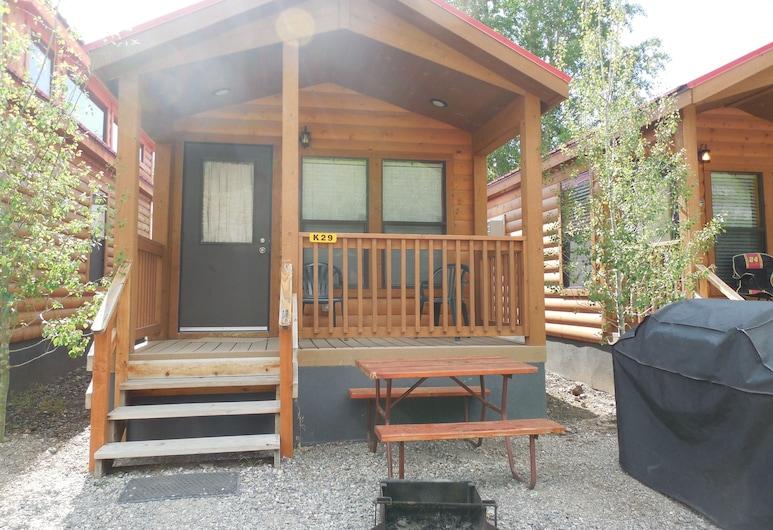 Snake River Cabin Village, Hoback Junction, Cabin, Terrace/Patio