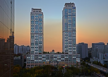 首爾首爾布朗套房飯店的相片