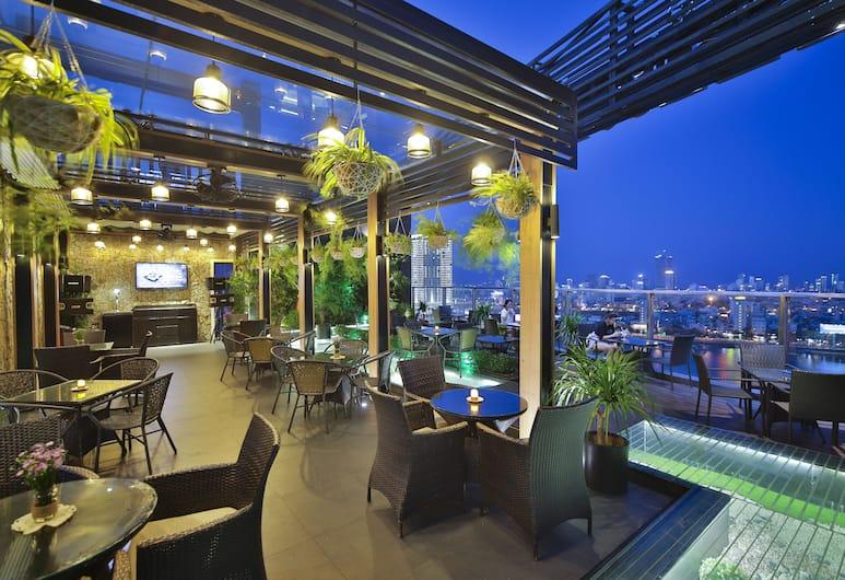 Brilliant Hotel, Da Nang, Terrace/Patio