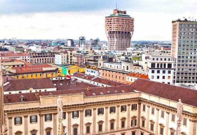 Hotel Nuovo, Milaan, Balkon